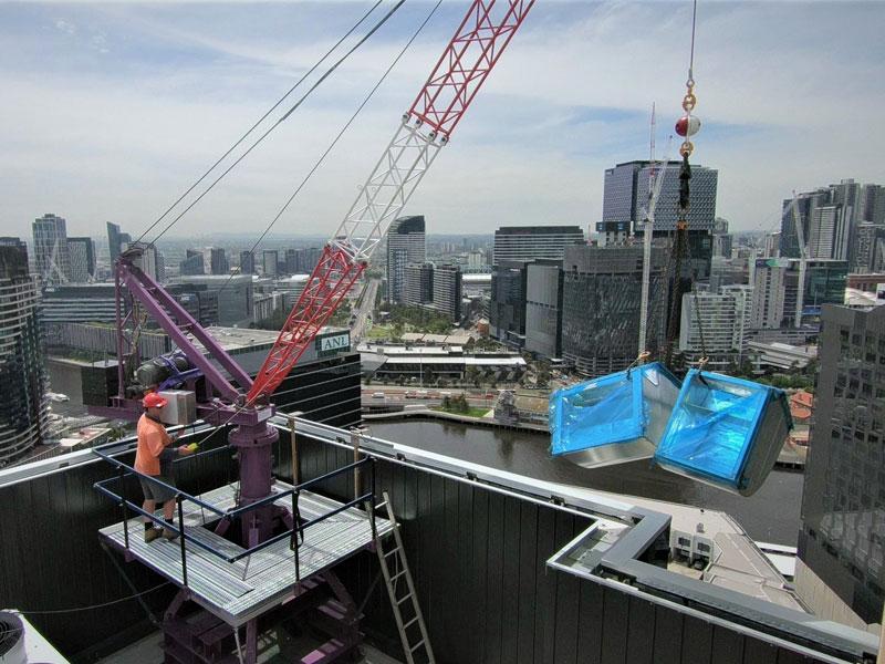 recovery crane melbourne